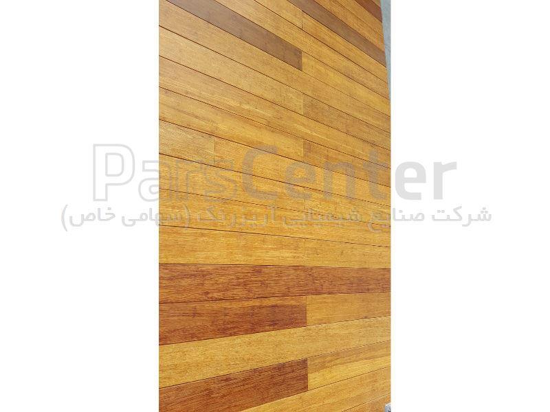 نمای چوبی ، باغ زعفرانیه