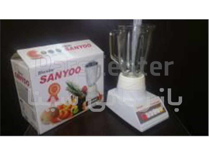 مخلوط کن بلندر صنعتی سانیو - Sanyoo Industrial Blender