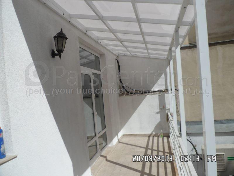 سیتم پوشش بالکن و تراس متحرک Balcony and terrace 101