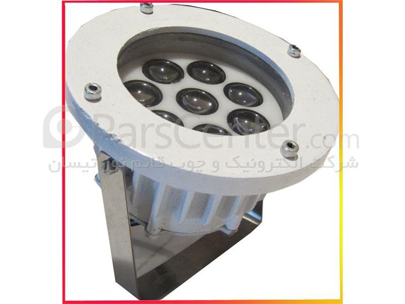 تولیدکننده چراغ و پرژکتورهای فوق کم مصرف ال ای دی(LED)