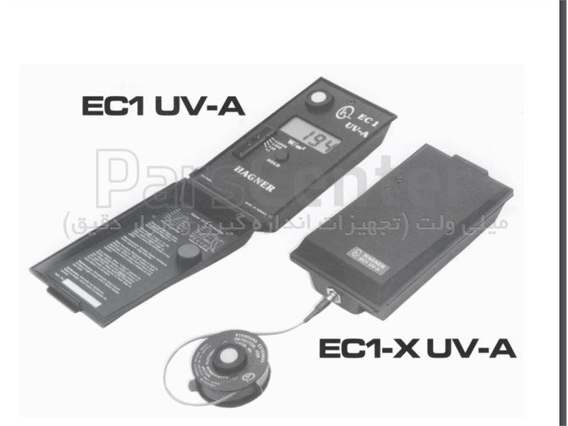 دستگاه اندازه گیری UV هگنر سوئد مدلEC1 UV
