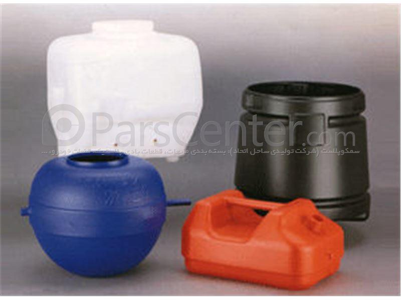 ساخت قالب های بادی و تولید سفارشی قطعه پلاستیکی