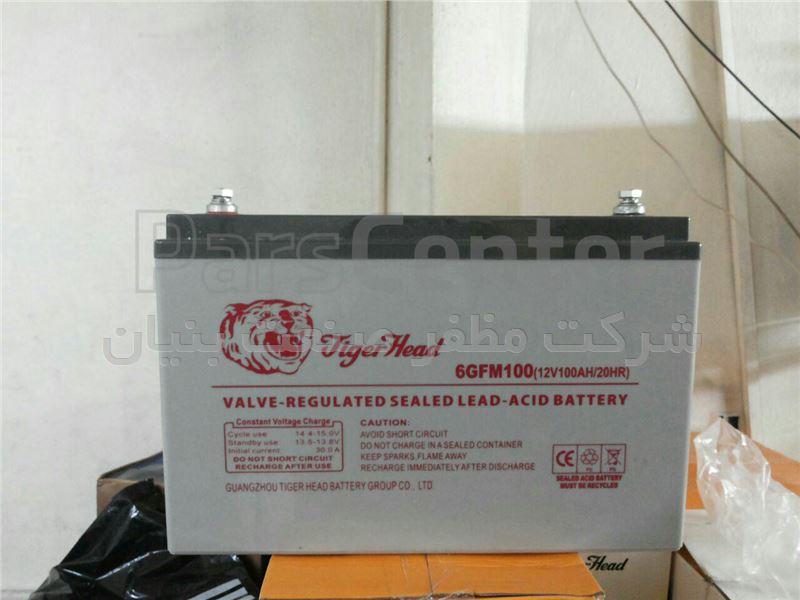 قیمت باتری تایگر