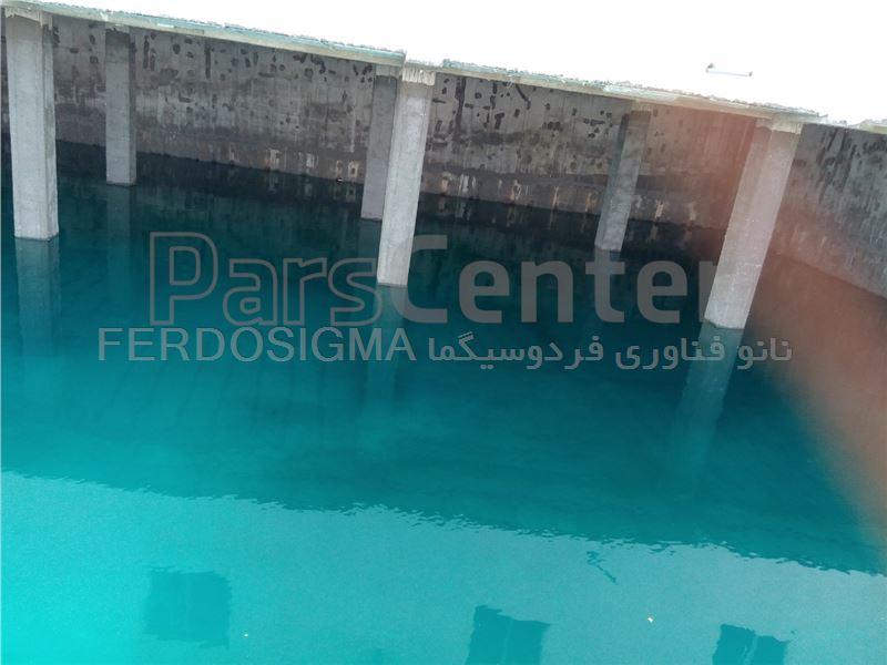 آب بندی استخر و مخازن بزرگ ذخیره آب اجرا در سراسر کشور