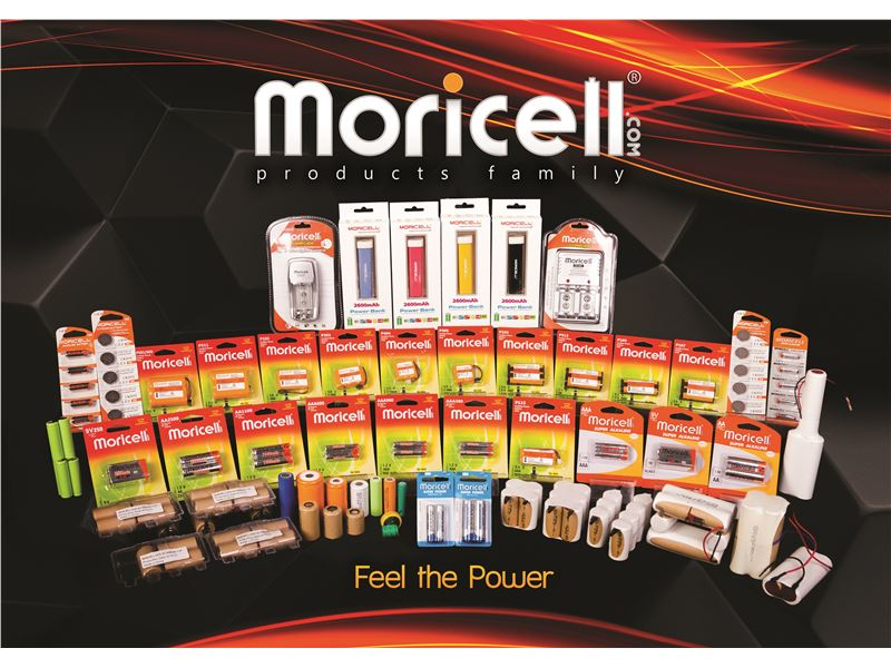 Moricell battery co, ltd
