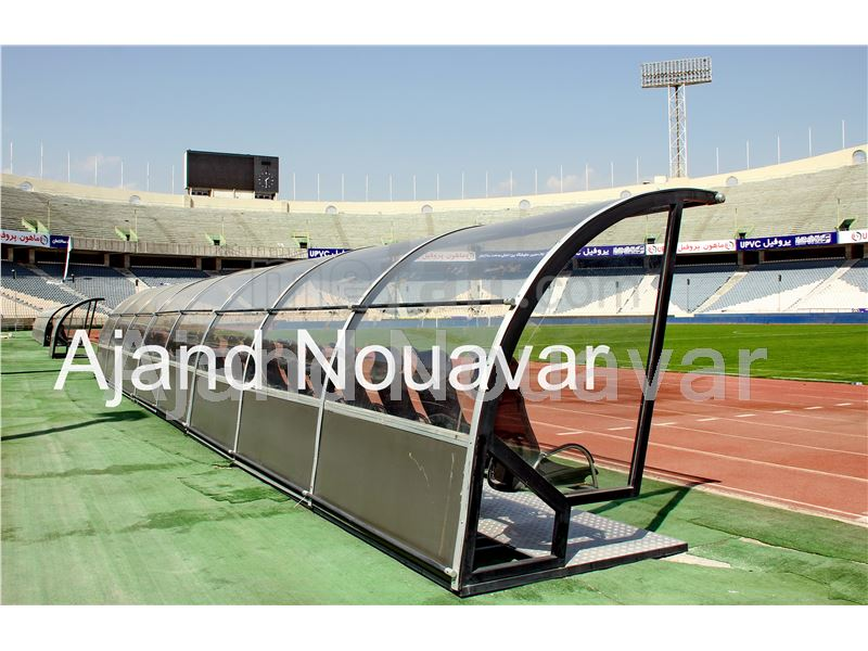 Team shelter Ajand Nouavar model FI-891
