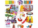 خرید تجهیزات خانه کودک مهدکودک