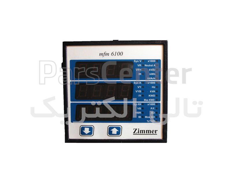 سیستم حفاظت، کنترل و مانیتورینگ انرژی میتر EM 3490 DS زیمـر