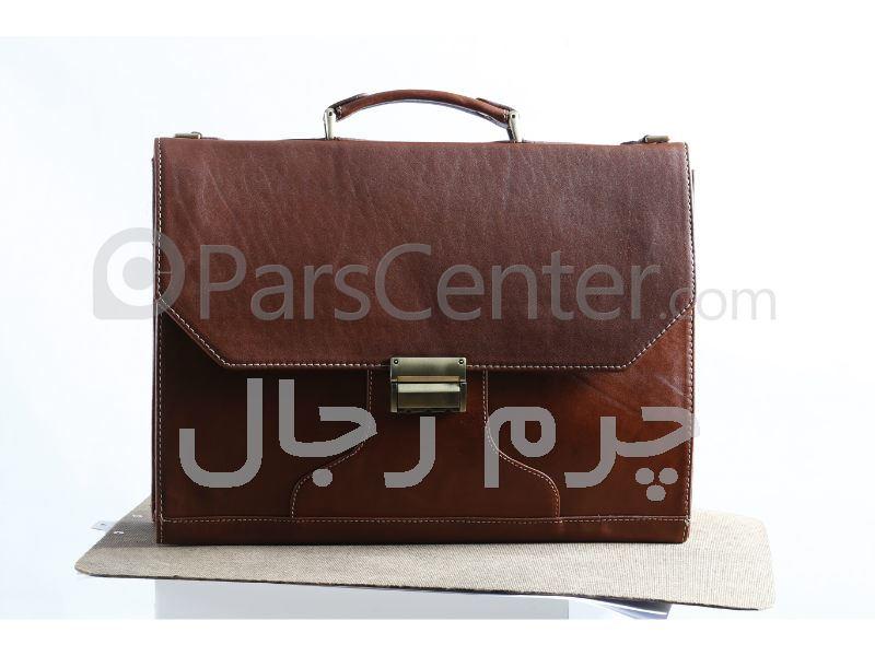 نیک رجال کیف چرمی اداری - محصولات هدایای تبلیغاتی در پارس سنتر