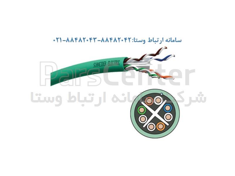 کابل شبکه اشنایدر اکتاسی Cat6 UTP