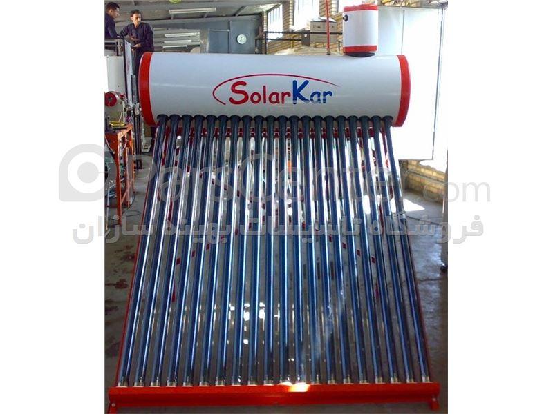 آبگرمکن خورشیدی لوله خلاء