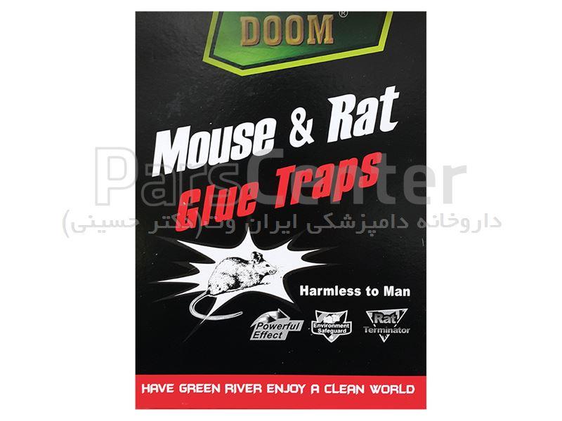 چسب موش DOOM
