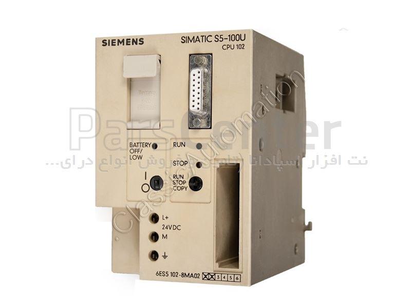 CPU102 زیمنس مدل  6ES5102-8MA02