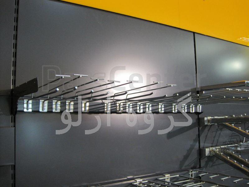 یراق آلات قفسه فروشگاهی، اکسسوری فروشگاهی 05
