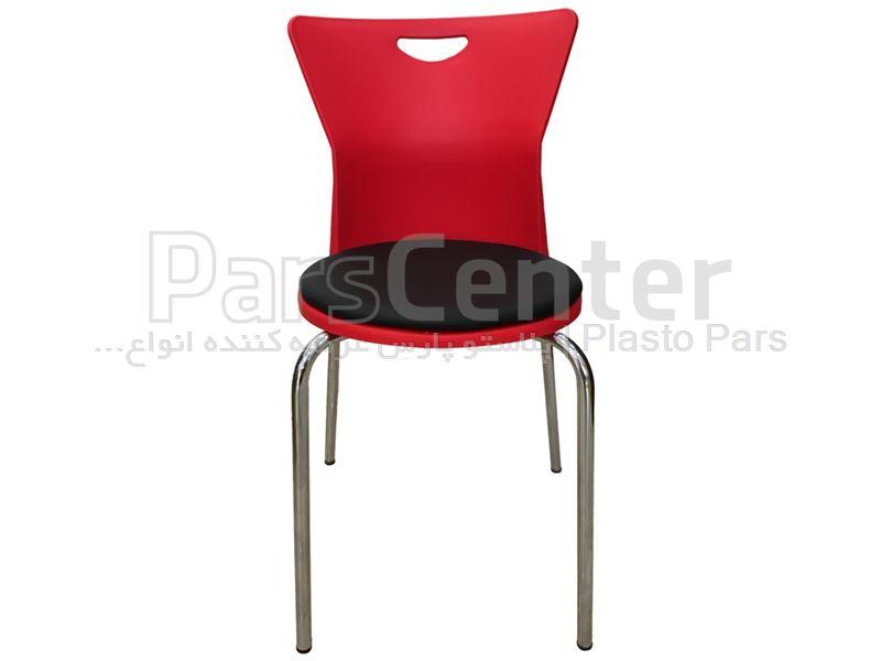 صندلی رستورانی با تشک کف کد 111732
