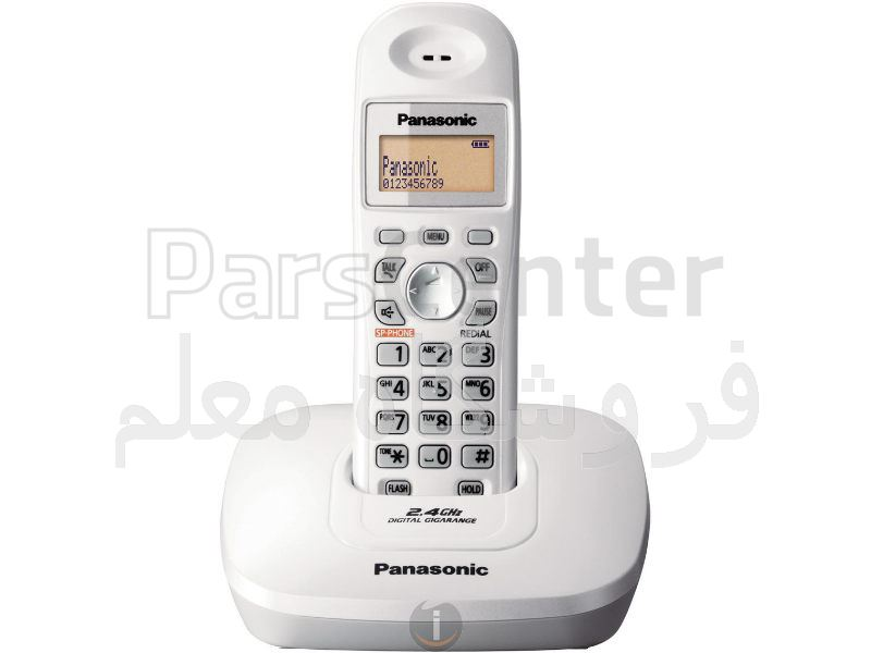 تلفن بیسیم پاناسونیک مدل KX-TG3611BX