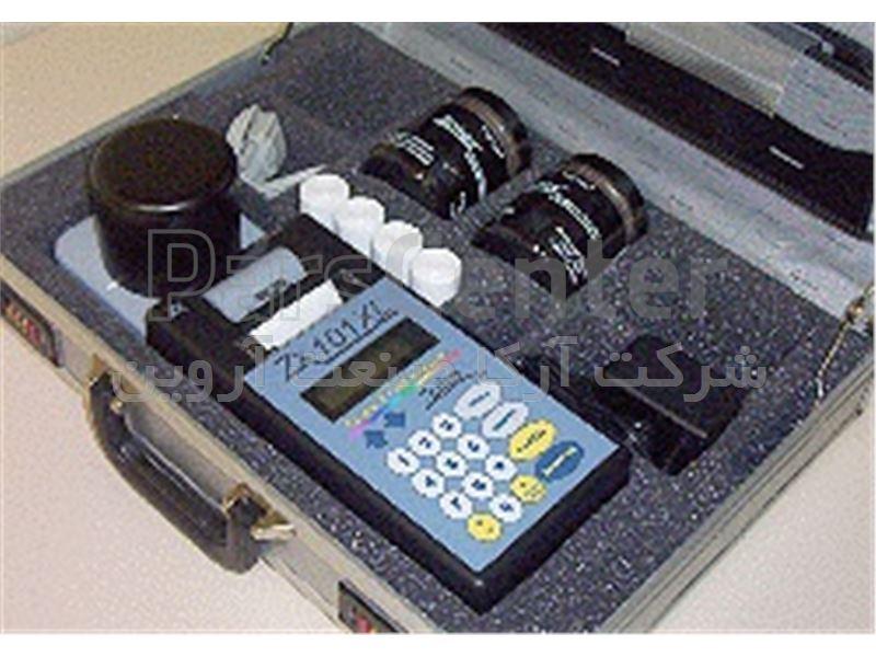 دستگاه  پرتابل اکتان سنج بنزین Zeltex