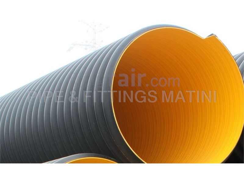 spiral Corrugated Pipe 1600