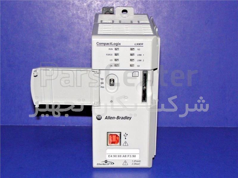 پردازنده آلن بردلی Allen Bradley CompactLogix Processor Controller 1769-L30ER