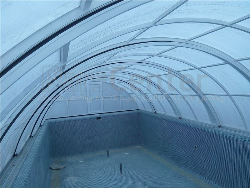سقف استخر - متحرک    - پردیس