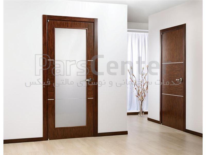 تعویض درب ضد سرقت و درب داخلی ساختمان بدون تخریب