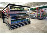 تجهیز هایپرمارکت فولاد مبارکه- یخچال و فریزر فروشگاهی