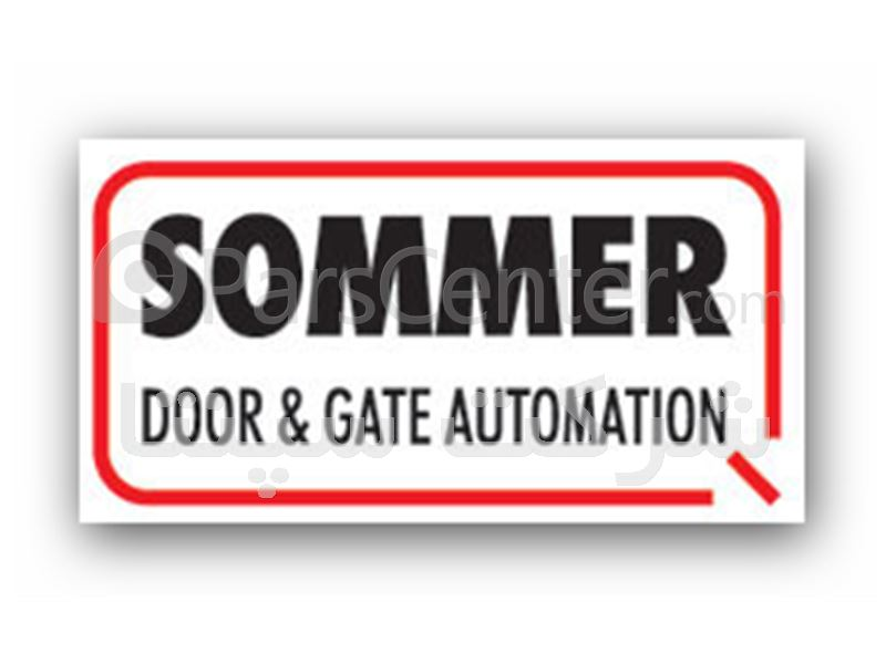 شرکت سپنتا تعمیر و نصب انواع درب اتوماتیک پارکینگ  SOMMER