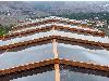 پوشش سقف متحرک استخر - کلار دشت