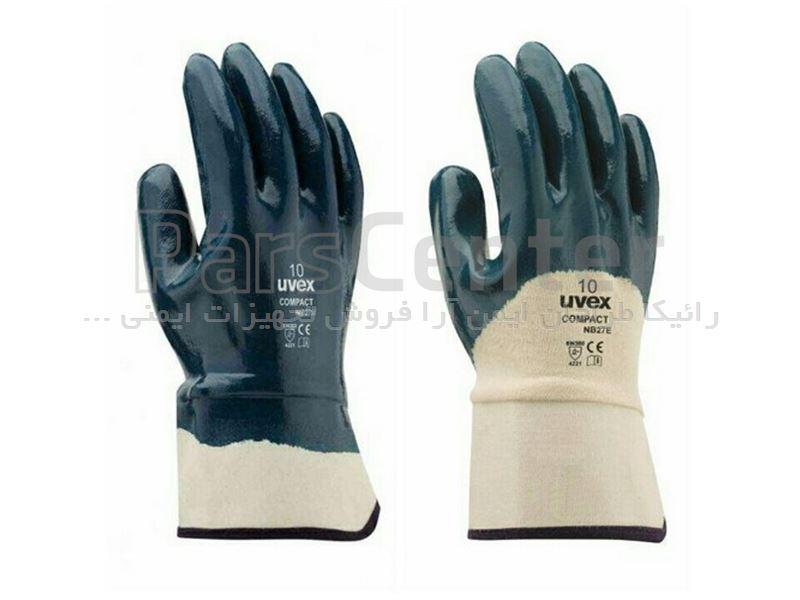 دستکش ایمنی Uvex مدل compact