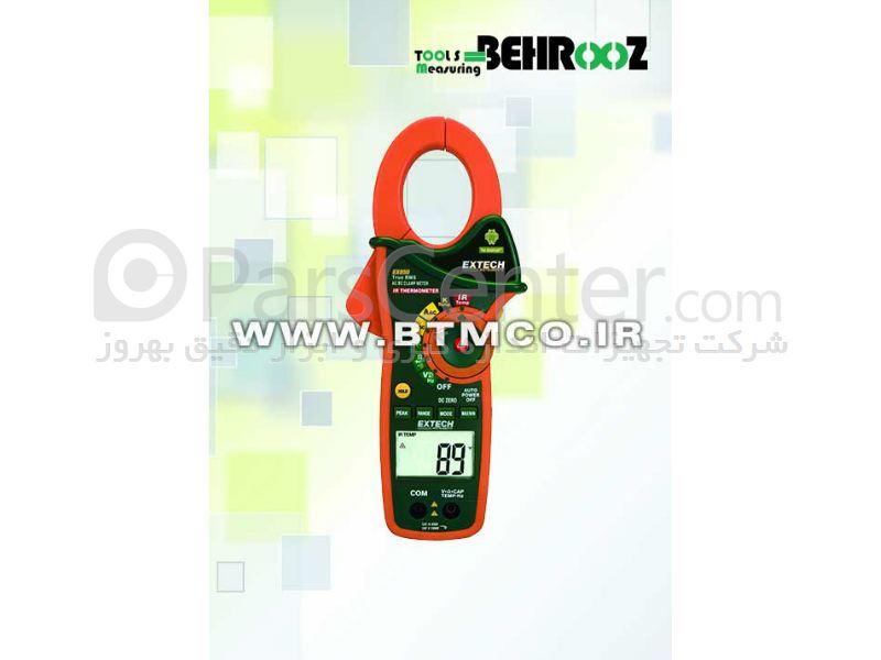 کلمپ آمپر متر بلوتوثی اکستچ،آمپرمتر چنگکی،پاور کلمپ،مولتی متر گیره ای