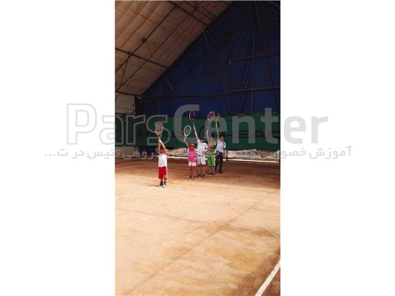 قیمت کلاس تنیس در شرق تهران