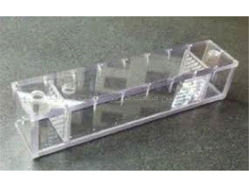 ساخت قالب تزریق پلاستیکی قطعات کریستالی و پلی کربن