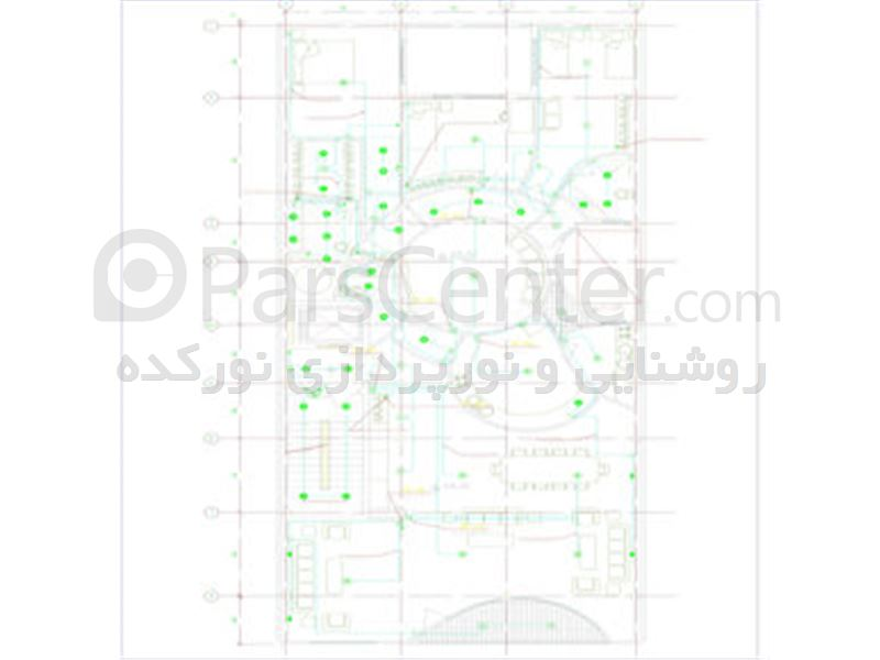 نورپردازی حرفه ای و سایر تاسیسات الکتریکی و مکانیکیِ ساختمانی و صنعتی