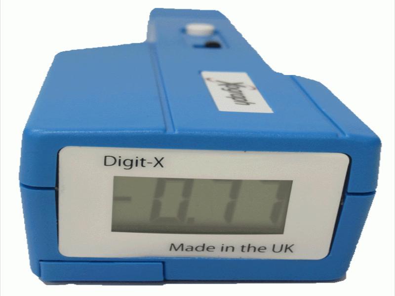 دانسیتومتر فیلم رادیوگرافی DIGIT-X