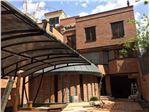 پوشش سقف پارکینگ با ورق پلی کربنات PS Pu1