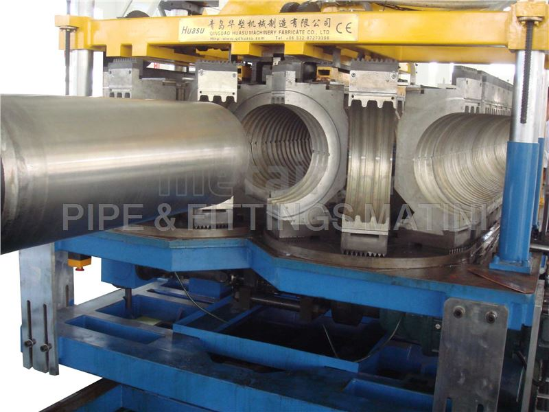 Corrugated Pipe 500