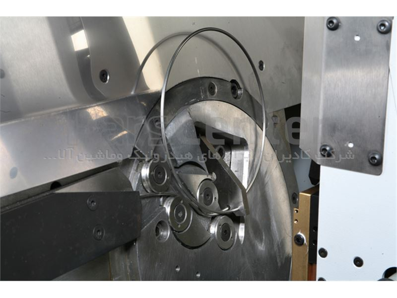 دستگاه فرم دهی به سیم مفتول با قابلیت جوش نقطه ای مدل CFR ساخت کمپانی وایتلگ انگلستان