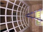 اجرای سقف پاسیو متحرک (پروژه انجام شده در کرج - جهانشهر)