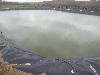 ایزولاسیون استخر ذخیره آب کشاورزی