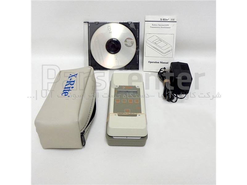 دستگاه دانسیتومتر رادیوگرافی RT مدل  XRite 331C ساخت شرکت Xrite امریکا
