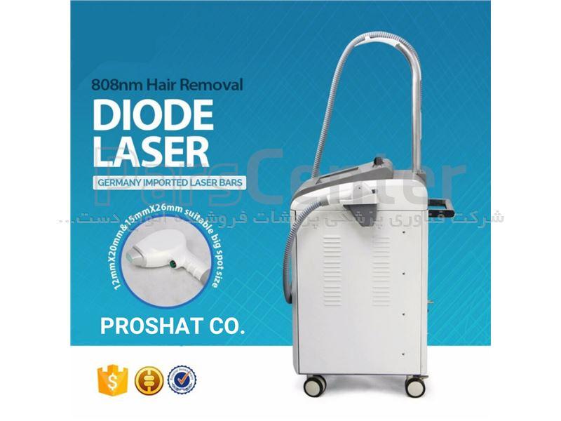 دستگاه لیزر دایود  Diod 808 nm دایود لیزر