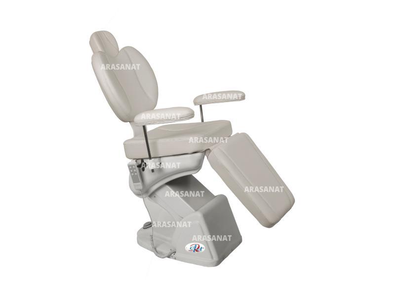 صندلی برقی – صندلی زیبایی – صندلی خونگیری – سه شکن مدل پارمیس 1006