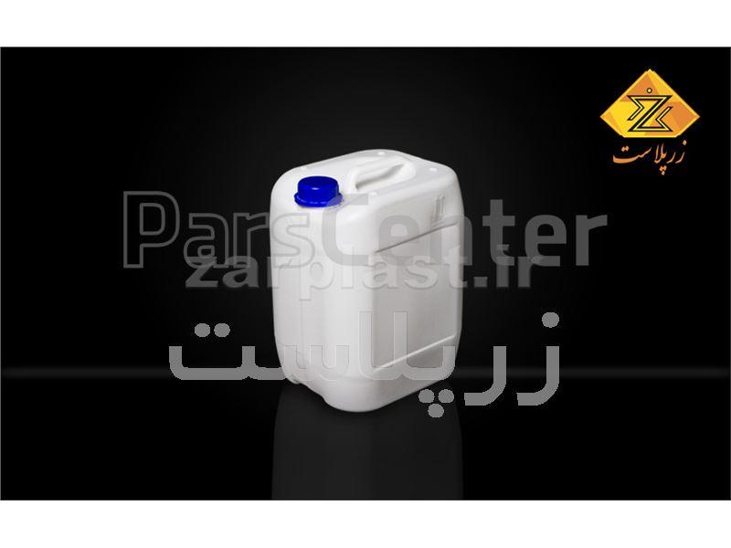 گالن 10 لیتر پلاستیکی صنعتی ، گالن 10 لیتر دکمه دار
