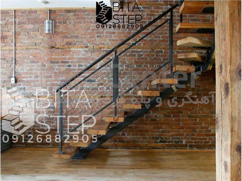 پله صاف شمشیری Bitastep 01