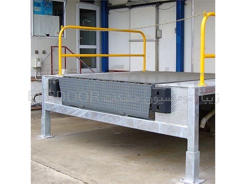 همسطح کننده ELEDOOR (هیدرولیک لولایی نرمال - 6تن - 8 تن - 10تن) (مدل NHD)