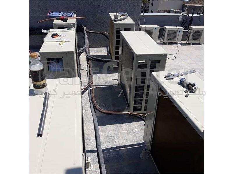 سرویس تعمیر و نصب تمامی کولرگازی و اسپیلت های اینورتر (کم مصرف)