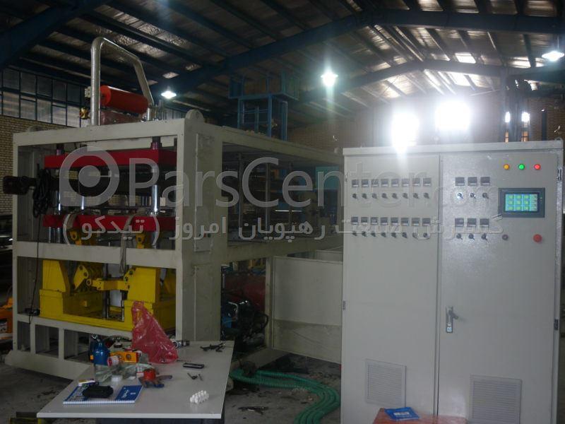 تیدا، مشاوره طراحی نصب راه اندازی تعمیر خط تولید ظروف یکبار مصرف ...