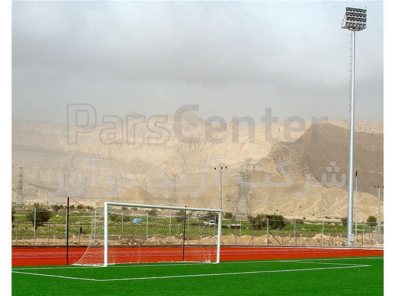 دروازه فوتبال استاندارد آژندنوآور مدل 1F0041 دروازه فوتبال