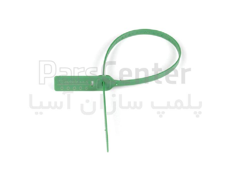 پلمپ تسمه ای پلاستیکی پهن استاندارد درب انبارها