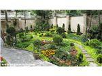 محوطه سازی - کاشت و نگهداری فضای سبز در شهر- لنداسکیپ